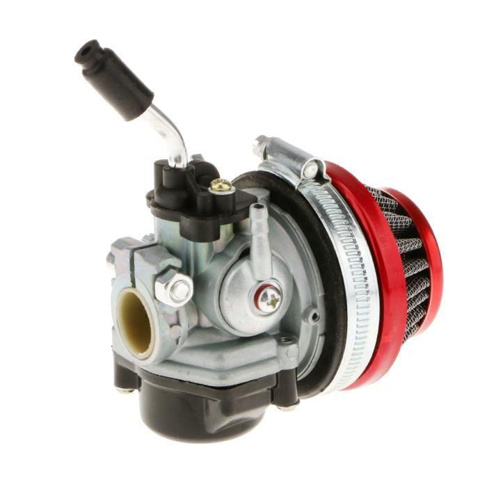 PIECE DETACHEE DE COMPRESSEUR 1 x carburateur + filtre à air