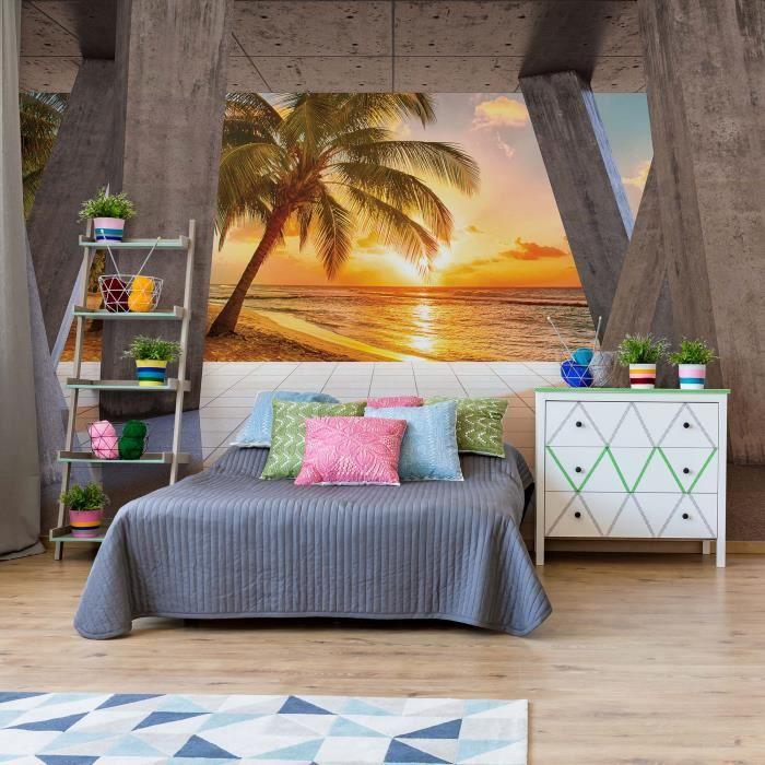 AFFICHE - POSTER Poster Mural Divers  TropicalVEXXXL - 416cm x 254c