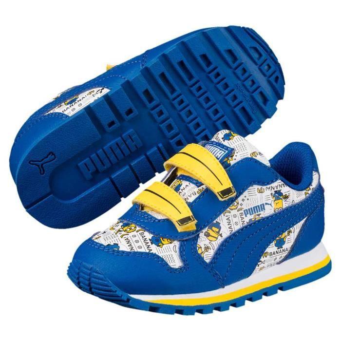 Chaussures enfant Chaussures de tennis Puma Minions St