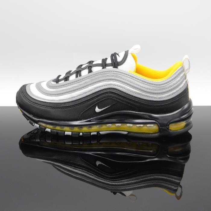 air max gris jaune
