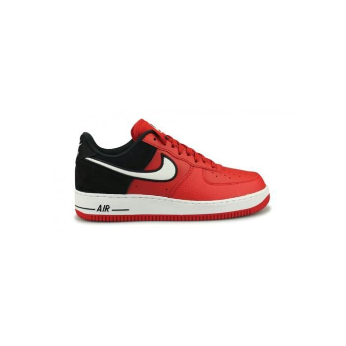 Basket Nike Air Force 1 '07 Lv8 1 Rouge Ao2439-600 Rouge ...