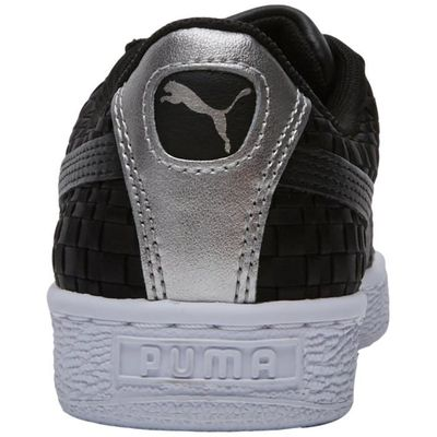Ep 3o82hf Puma Femme Satin Wn's 40 2 Basket 1 Taille Formateurs BOwxw7Ytq