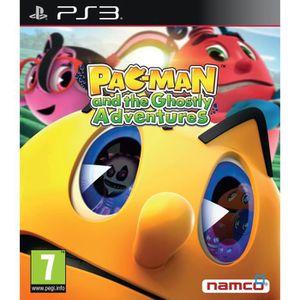 JEU PS3 Pac-Man et Les Chasseurs de Fantômes Jeu PS3