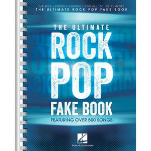 PARTITION The ultimate rock pop fake book