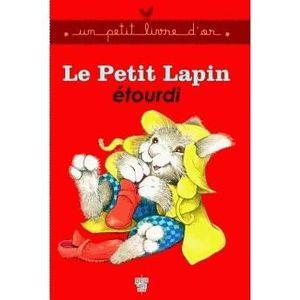 Livre 3-6 ANS Le petit lapin étourdi