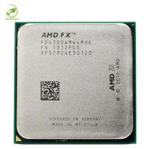 PROCESSEUR AMD FX 4300 3.8 ghz Quad-Core Processeur Socket AM