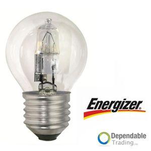 AMPOULE - LED ENERGIZER 42W = 60w ES (E27) Ampoule Claire Halogè