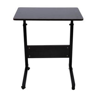 MEUBLE INFORMATIQUE YULINSHOP Table de lecture latérale pour ordinateu