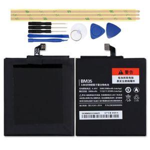 Batterie téléphone Mcdark 3080mAh BM35 Batterie Pour Xiaomi Mi4C Mi 4