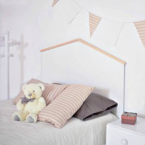 t te de lit enfant achat vente t te de lit enfant pas cher cdiscount. Black Bedroom Furniture Sets. Home Design Ideas