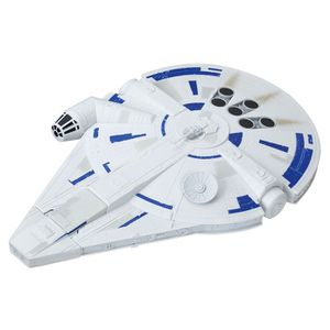 FIGURINE - PERSONNAGE Star Wars - Vehicule Faucon Millenium Figurine, E0