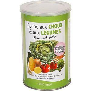 SOUPE Institut Claude Bell Soin Minceur Slim/Détox Soupe