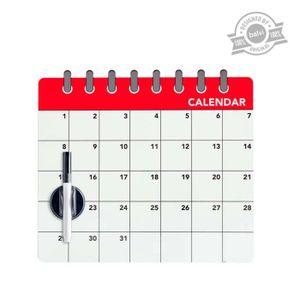 TABLEAU D'AFFICHAGE Calendar tableau magnétique pour le frigo