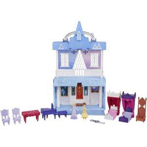 UNIVERS MINIATURE Disney La Reine des Neiges 2 - Pop up - Mini Châte