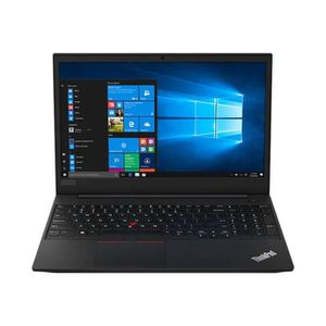 ORDINATEUR PORTABLE Lenovo ThinkPad E590 - 15.6'- Core i5 8265U - livr