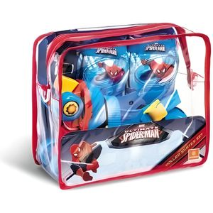 ROLLER IN LINE SPIDERMAN Set Roller Skate + protections