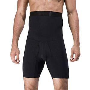 BOXER - SHORTY sous Vêtements Boxer Hommes Respirant Élasstique S