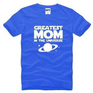 T-SHIRT Coton tee shirts pour maman cadeaux plus grande ma