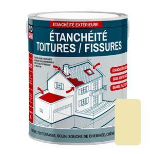PEINTURE - VERNIS Peinture d'étanchéité pour toiture, réparation tui