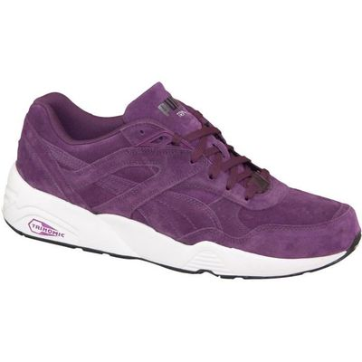 puma trinomic violet femme