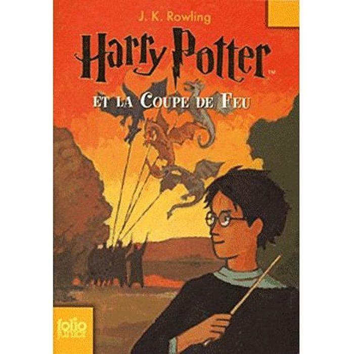 Livre Harry Potter Folio Junior