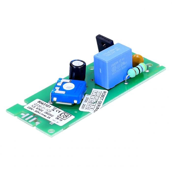 Amica Carte électronique thermostat, pièces de rechange pour refrigerateur Amica FK272.3