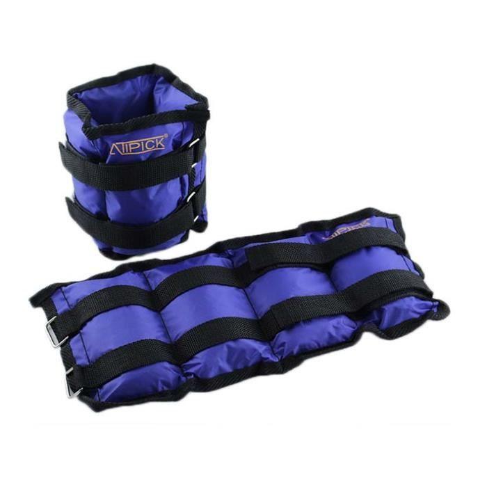 Accessoires entrainement Poids Atipick Nylon Ankle Weights 2 X 2 Kg