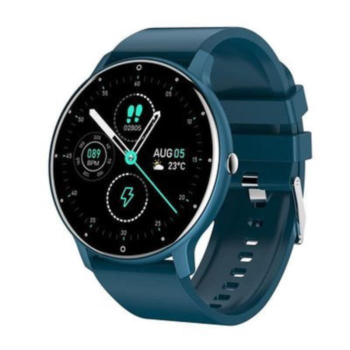 Extérieur montre connectée pour Android et ios, bracelet de Sport, moniteur d'activité physique, étanche IP67