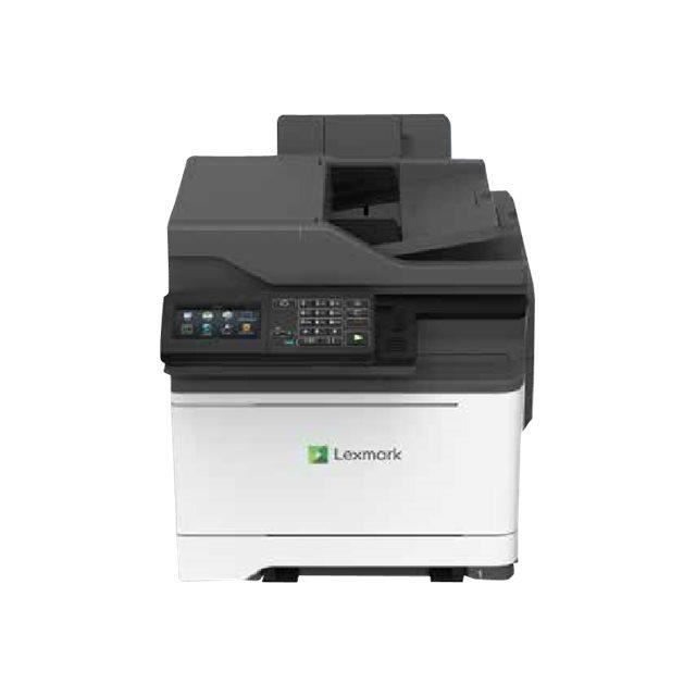 Lexmark Cx622ade Imprimante multifonctions couleur laser 215.9 x 355.6 mm (original) A4 Legal (support) jusqu'à 38 ppm (copie)...