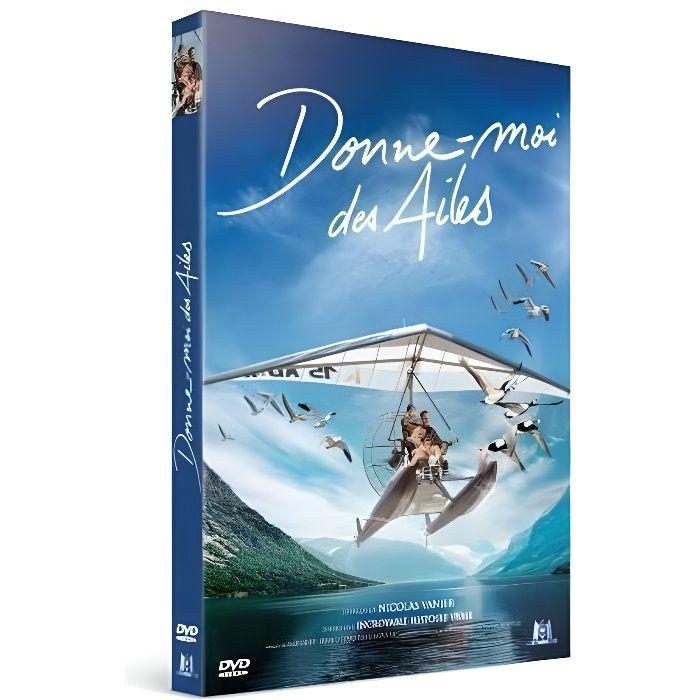 M6 Vidéo Donne-moi des ailes DVD - 3475001059390