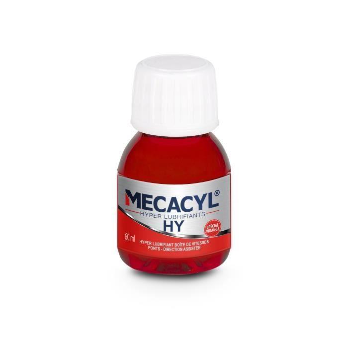 MECACYL HY Hyper-Lubrifiant boîtes de vitesse, cardan, transmission, pont, fourches - 60ml