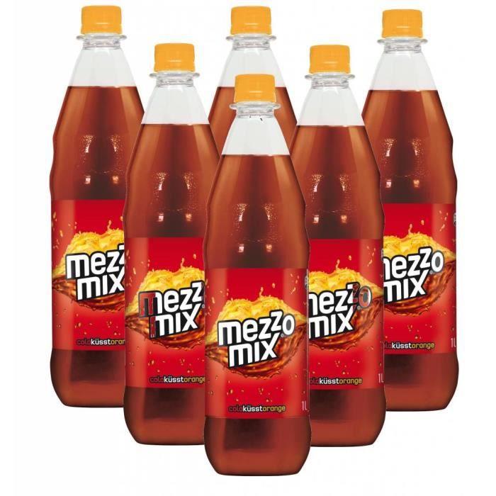 Mezzo Mix 6 x 1l