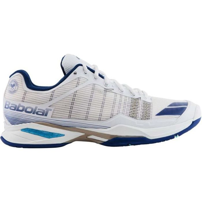 Chaussures homme Tennis Babolat Jet Team All Court Wimbledon