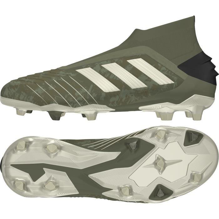 Chaussures de football junior adidas Predator 19+ FG
