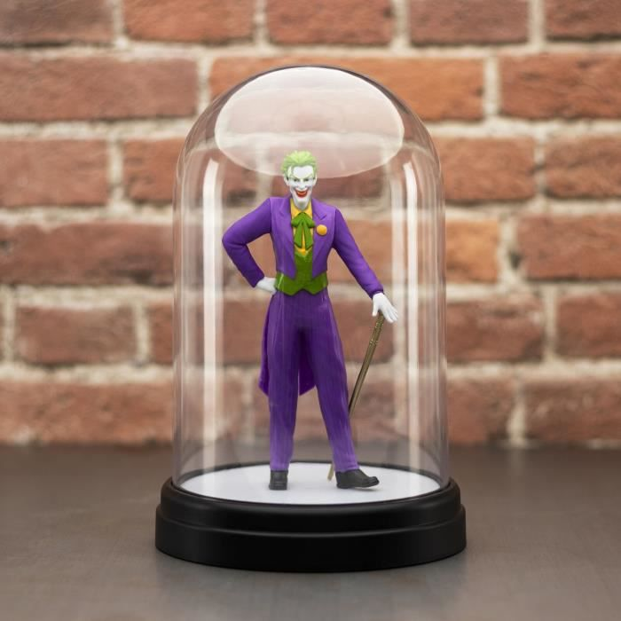 LAMPADAIRE Le Joker - Bell Jar Lamp ambiance - LED Night lumière & Bright collectables