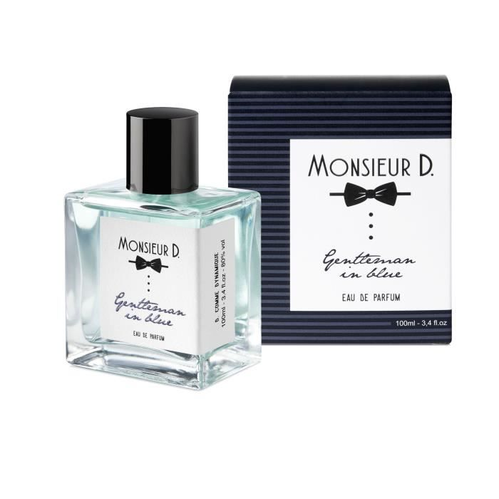 Monsieur d gentleman in blue 100ml