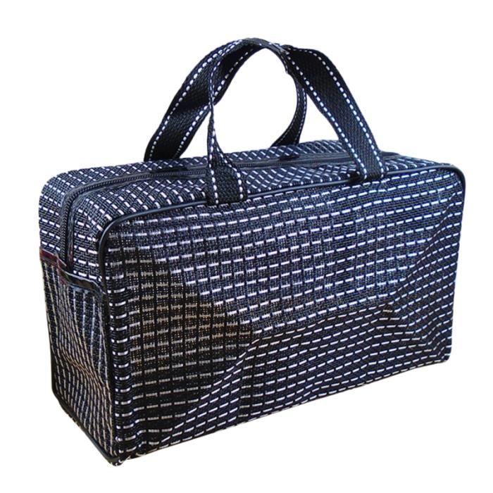 1 pc Fitness sac de douche poignée fermeture éclair étanche pliant Portable ACCESSOIRE DE TENTE DE CAMPING - SARDINE - ARCEAU