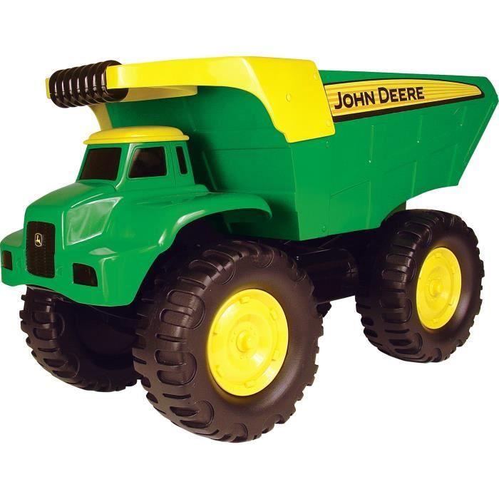 Tomy John Deere 21- Big Scoop camion à benne ZWIE3