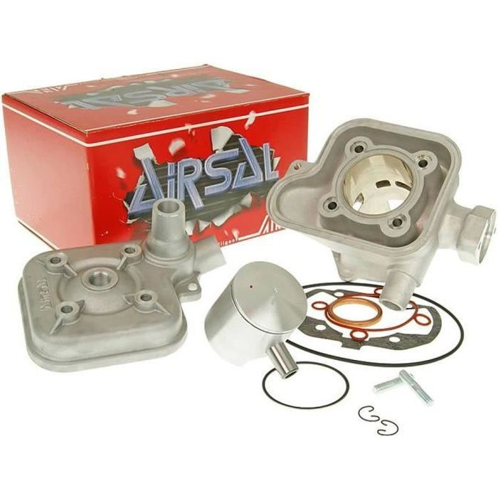 MAITRE-CYLINDRE FREIN Kit cylindre 70cc AIRSAL Alu Sport pour PEUGEOT Je