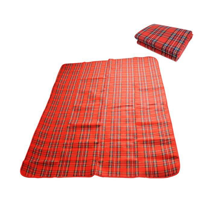 matelas de camping en plein air pique nique plage camping b b grimpette plaid couverture. Black Bedroom Furniture Sets. Home Design Ideas