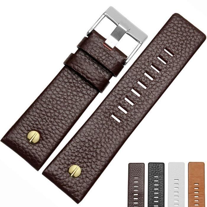 bracelet cuir 26 mm