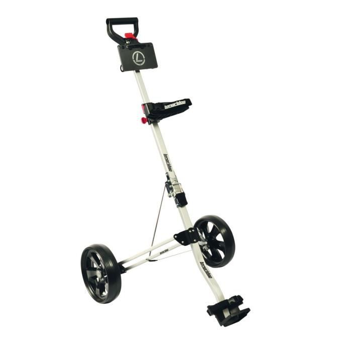 chariot de golf 2 roues compact alu micro lite trolley. Black Bedroom Furniture Sets. Home Design Ideas