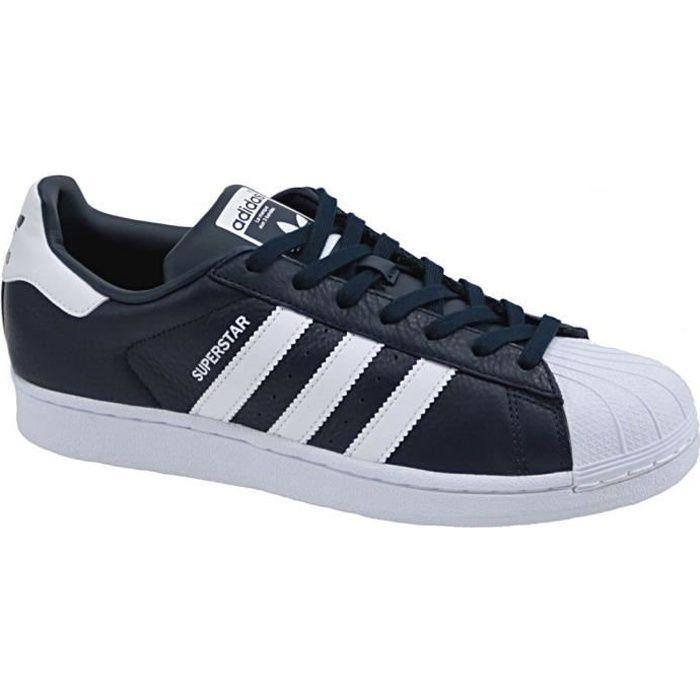 Adidas Superstar BB2239 Homme Baskets Bleu