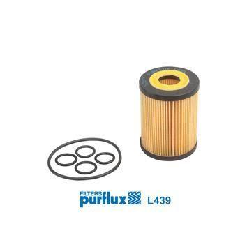 FILTRE A HUILE PURFLUX Filtre à huile L439