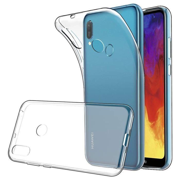 coque silicone huawei y6 2019