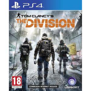 JEU PS4 The Division Jeu PS4
