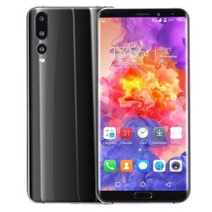 Téléphone portable Huit cœurs 6.1 pouces double caméra HD Smartphone