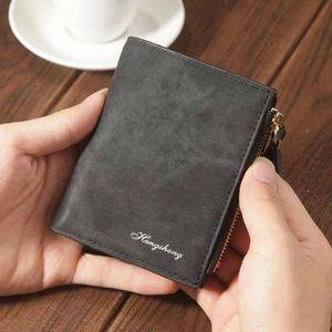 PORTEFEUILLE Portefeuille homme doux carte de portefeuille en c