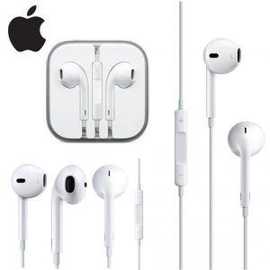 HOUSSE - ÉTUI APPEL  EARPODS Ecouteurs iphone 6 ,5 compatibles a