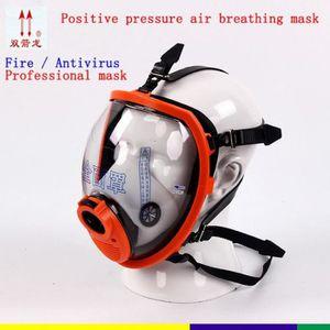 masque a gaz virus